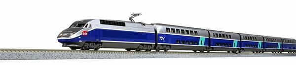 鉄道模型, 電車 10-1529 TGV Reseau Duplex() 10KATO