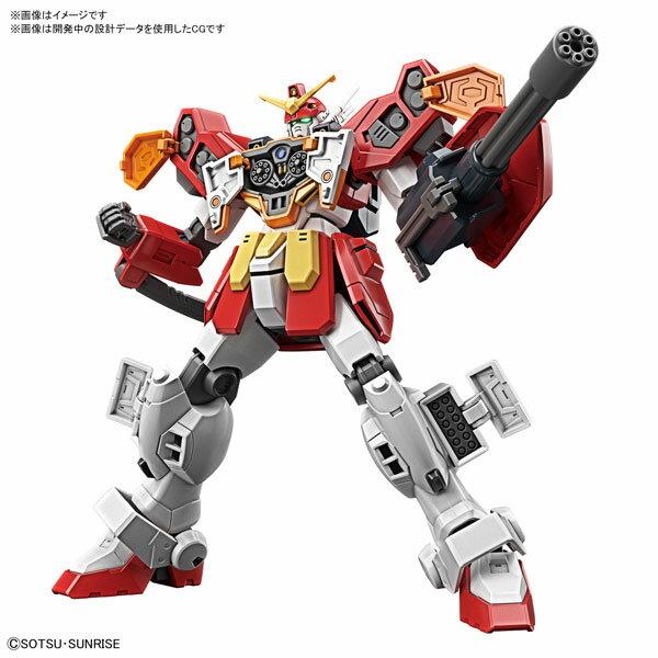 プラモデル・模型, ロボット HGAC 1144 WBANDAI SPIRITS10