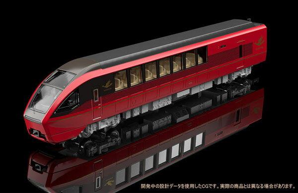 近鉄 ひのとり 80000系 6両セット 品番:98695