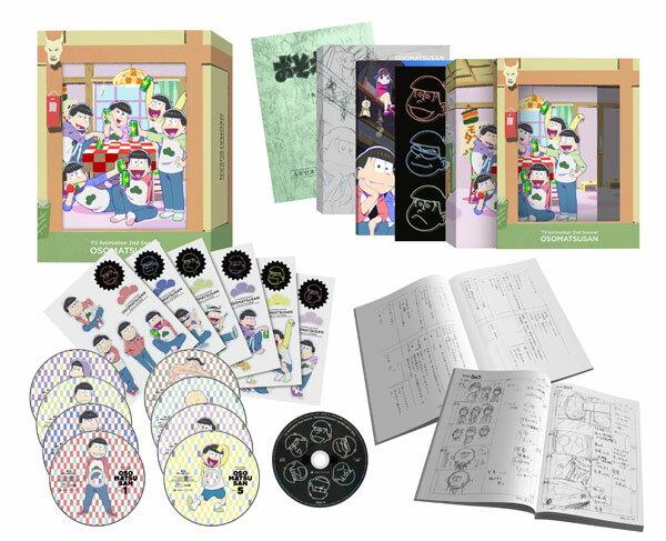 (箱破損特価新品)【特典】BD おそ松さんULTRA NEET BOX (初回生産限定) (Blu-ray Disc)[エイベックス]【送料無料】《発売済・在庫品》