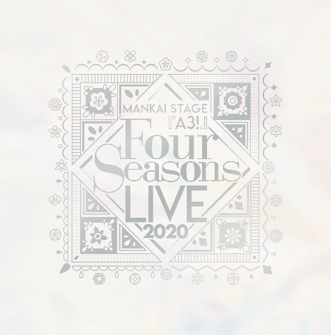 BD MANKAI STAGE『A3!』Four Seasons LIVE 2020 (Blu-ray Disc)[ポニーキャニオン]《04月予約》