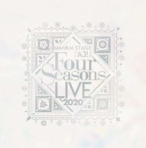 DVD MANKAI STAGE『A3!』Four Seasons LIVE 2020[ポニーキャニオン]《04月予約》