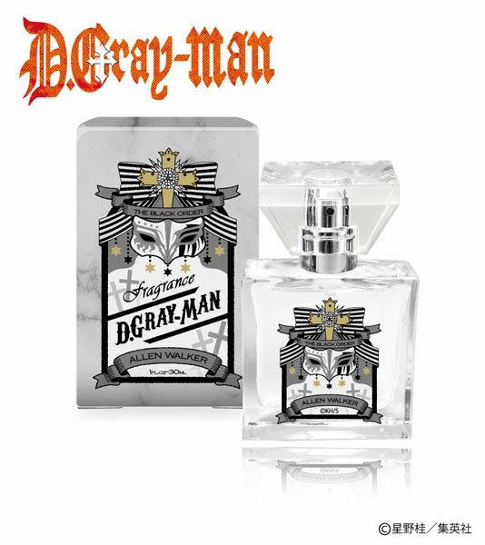 プリマニアックス D.Gray-man フレグランス 01.アレン・ウォーカー[まさめや]《発売済・在庫品》画像