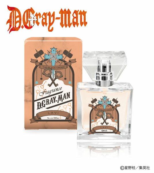 プリマニアックス D.Gray-man フレグランス 04.ラビ[まさめや]《発売済・在庫品》画像