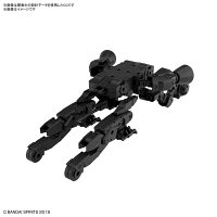 30MM 1/144 エグザビークル(スペースクラフトVer.)[ブラック] プラモデル
