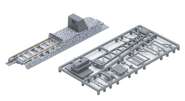 1428 エンドPCレールE-PC(LEDタイプ)(F)[TOMIX]《発売済・在庫品》