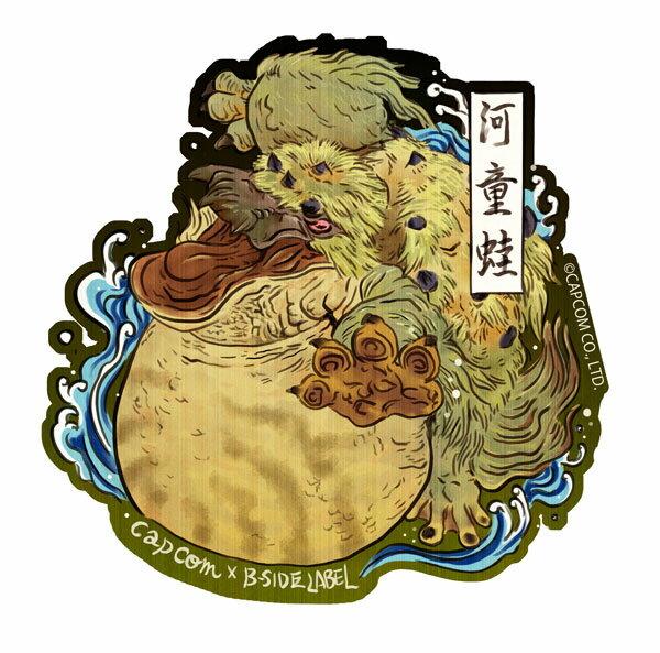 コレクション, その他 CAPCOMB-SIDE LABEL B-SIDE LABEL09