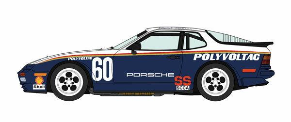 車・バイク, レーシングカー 124 944 1987 SCCA 08