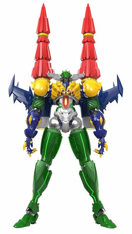 プラモデル・模型, ロボット DH