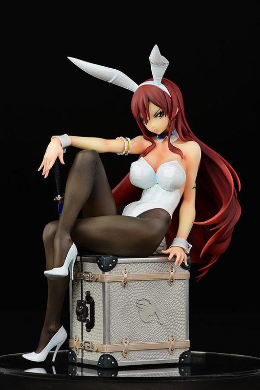 コレクション, フィギュア FAIRY TAIL Bunny girlStyletype white 16