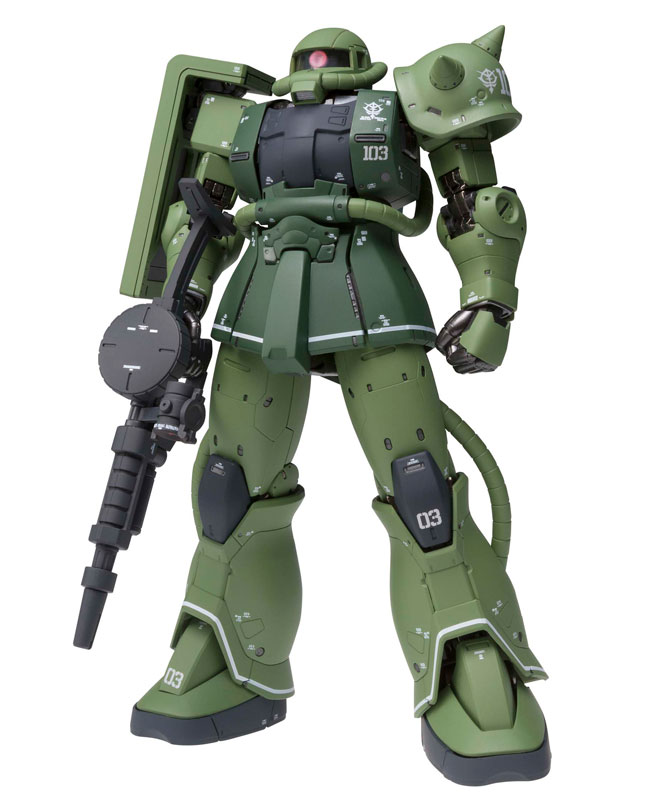 コレクション, フィギュア ()GUNDAM FIX FIGURATION METAL COMPOSITE MS-06C II C THE ORIGINBANDAI SPIRITS