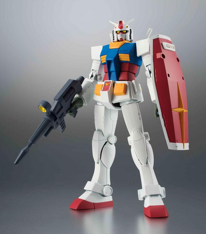 コレクション, フィギュア ROBOT SIDE MS RX-78-2 ver. A.N.I.M.E. BEST SELECTION BANDAI SPIRITS