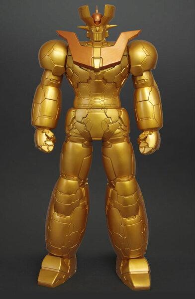 ジャンボソフビフィギュアマジンガーZ(INFINITY)ゴールド・バージョン プレックス  同梱不可   《発売済・在庫品》