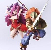 聖剣伝説3 トライアルズ オブ マナ ブリングアーツ デュラン&アンジェラ アクションフィギュア