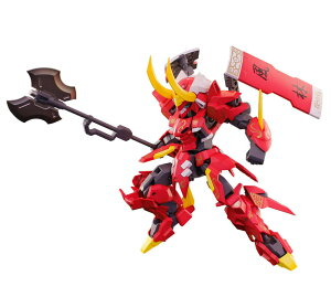 プラアクト11:武田 極み鎧飾りVer. プラモデル
