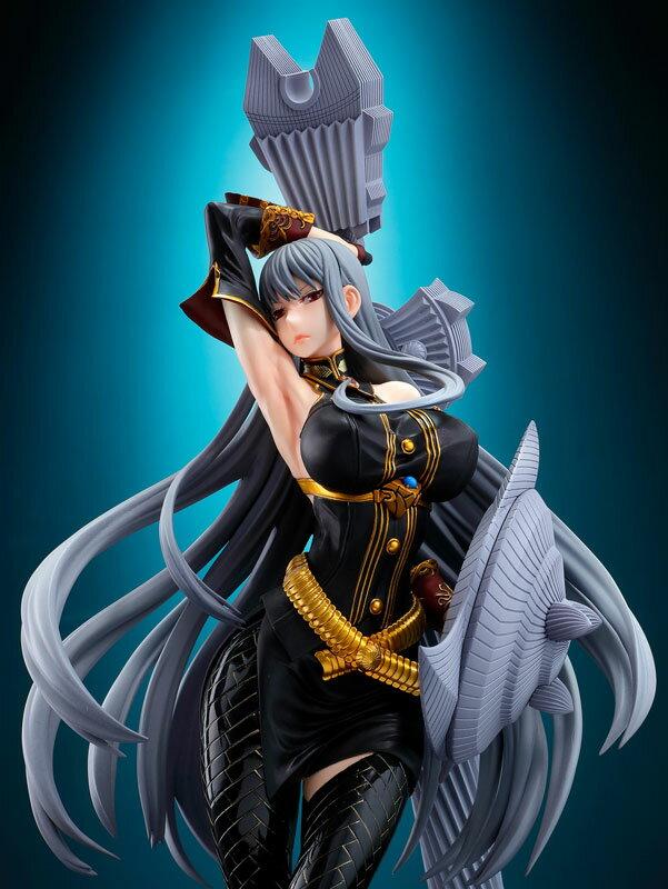 戦場のヴァルキュリア セルベリア・ブレス-Battle mode- 1/7 完成品フィギュア