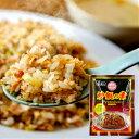 炒飯の素プレミアム 24g(6g×4袋)家庭用 チャーハンの素 調味料 料理の素 中華 時短 醤油味 あみ印