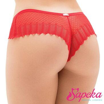 SAPEKA サペッカ ブラジリアンショーツSAPEKA サペッカ ブラジルランジェリー ショーツ Tバック タンガ SA4260
