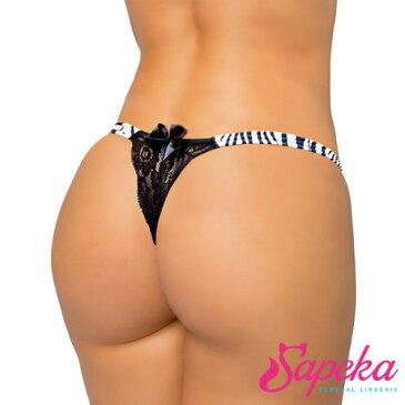 SAPEKA サペッカ ブラジリアンショーツSAPEKA サペッカ ブラジルランジェリー ショーツ Tバック タンガ SA4163