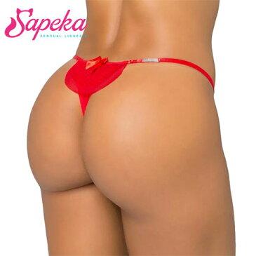 SAPEKA サペッカ ブラジリアンショーツSAPEKA サペッカ ブラジルランジェリー ショーツ Tバック タンガ SA4194