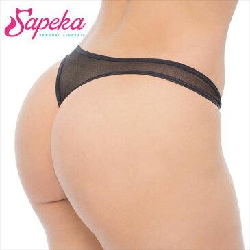 SAPEKA サペッカ ブラジリアンショーツSAPEKA サペッカ ブラジルランジェリー ショーツ Tバック タンガ sa4217