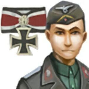 WWII英雄列伝泥の中の虎オットー・カリウス