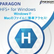 ParagonHFS+forWindows