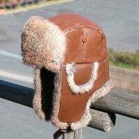 防寒帽子愛犬冬の散歩グッズホットシェルレザー