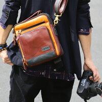 使いやすいミニショルダーバッグ|本革グローブレザー|革鞄
