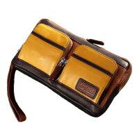 本革セカンドバッグ|ほど良いサイズ|レザーバッグ