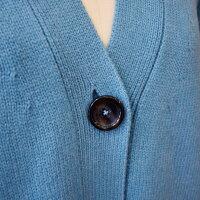 イリゼ(IRISE)ポケットが可愛いVネックロングニットジャケット(ir081)