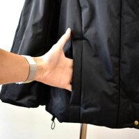 イリゼ(IRISE)スタンドカラー中綿が暖かいショートコート(ir040)