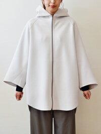 ププラ(PUPULA)軽量ロング丈ジップパーカー(pp007)