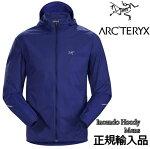 ARC'TERYXIncendoHoodyMensHubbleアークテリクス正規輸入品防風ジャケットL07330700