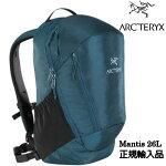 ARC'TERYXMantis26LBackpackNereusアークテリクスビジネスバック26L正規輸入品バックパックタウンユースL07258400