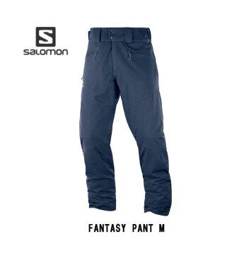 サロモン 2020 SALOMON FANTASY PANT Mens L40360700 NightSky ファンタジー パンツ メンズ スキーウエア