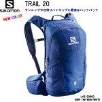 トレイルランニング/バックパック【SALOMON】18SSTRAIL20サロモンバック/ザック/トレラン