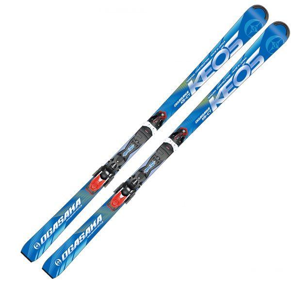 2018/2019 OGASAKA KS-CT/BL オガサカスキー Keo'sLine ケオッズ チロリア PRD11GW ビンディング付 スキー板/