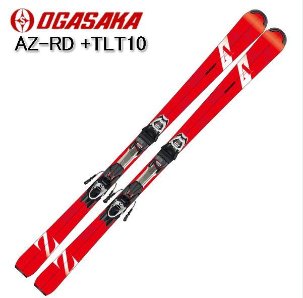 2019 2020 OGASAKA AZ-RD +TLT10 学生スキーヤー 初級 金具付き