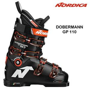 2018/2019 NORDICA DOBERMANN GP 110 ノルディカ ドーベルマン スキーブーツ 送料無料