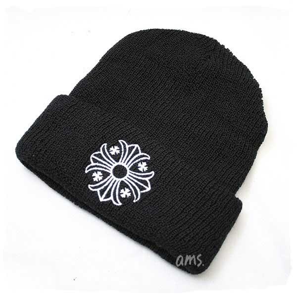メンズ帽子, ニット帽 Chrome HeartsCH