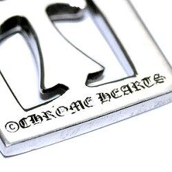 クロムハーツ(ChromeHearts)ペンダント・フレームド・オープン・ベイビー・ファット・チャーム