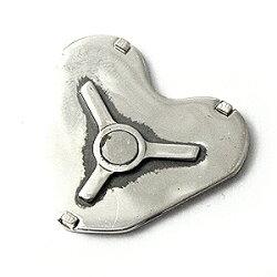 クロムハーツ・ペンダント/ネックレス(Chrome・Hearts)ハート・ロケット