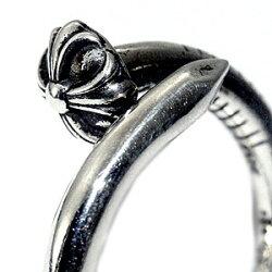 クロムハーツ・リング/指輪(Chrome・Hearts)ネイル・クロスボール