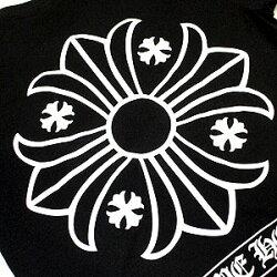 クロムハーツ・メンズ・ショートスリーブ・ヒーローズプロジェクト・ブラック