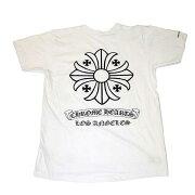 クロムハーツTシャツ(ChromeHearts)半袖・メンズ・ショートスリーブ・ロサンゼルス11・ホワイト