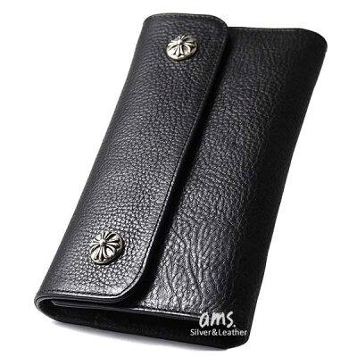 クロムハーツ(Chrome Hearts)クロムハーツの財布、ウォレットが送料無料、アフターケア無期限...