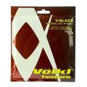 [単張パッケージ品]フォルクル(Volkl) Vブラスト V-Blast 17(1.25mm)/16(1.30mm) 硬式テニス ハイブリッドガット V21021/V21022(19y4m)[次回使えるクーポンプレゼント] 1