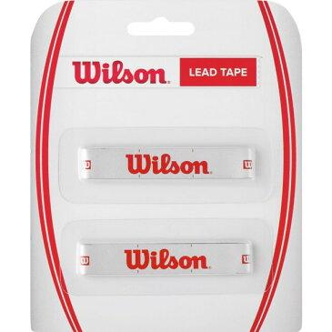 ウィルソン バランサーテープ 50cm×2 WRZ540200 バランサー(ラケットバランス調整)(15y12m)[次回使えるクーポンプレゼント]