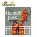 [期間限定価格]Racket Pets(ラケットペット) ドラゴン ダンプナー & オーバーグリップテープ ドライタイプ 振動止め アニマル どうぶつ 動物 龍 竜 (21y4m)[次回使えるクーポンプレゼント]